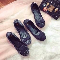 giày búp bê thắt nơ 2064