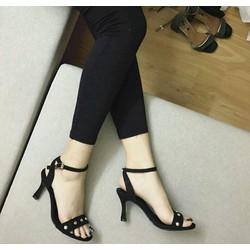 Sandal quai chấm bi