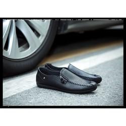Giày lười giày mọi nam phong cách Hàn Quốc