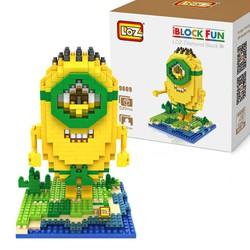 LEGO XẾP HÌNH 3D