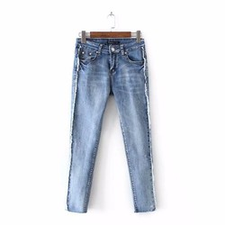 QUẦN JEANS ZAFSIBLINGS SLIM FIT