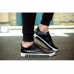 Giày tây nam trẻ trung phong cách - Mã MM3058