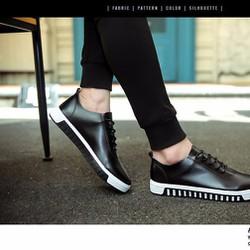 Mã số 53058 - Giày nam trẻ trung, phong cách
