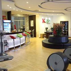 Thẻ tập 01 tháng tất cả dịch vụ tại Fitness Yoga Kzen 30 buổi