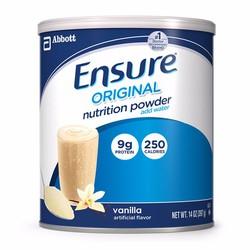 Sữa Ensure Original Nutrition Powder 397gr