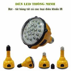 Đèn Led tích điện đa năng - Bật tắt bằng tất cả các loại điều khiển IR