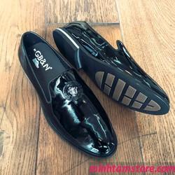 Giày mọi da nam thời trang MT2001