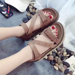 Giày Sandal Nữ cá tính phong cách thời trang năng động - XS0430