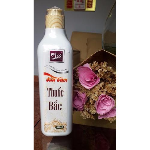 Sữa Tắm Thuốc Bắc 320ML DVi Beauty