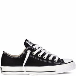 Giày Sneaker Đen Cổ Thấp - Nam