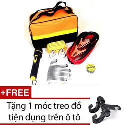 Bộ dụng cụ cứu hộ chuyện dụng cho xe ô tô TI040