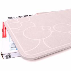 Thảm cứng siêu thấm hút và cực nhanh khô Nhật Bản 60x39x0.9