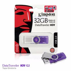 USB KINGSTON 32GB DT 101