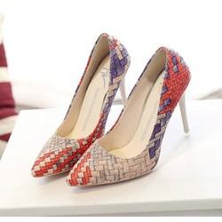 Giày cao gót 9 phân