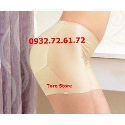 Quần độn mông su đùi 2 trong 1 - quần nâng mông