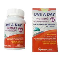 Viên uống vitamin nâng cao sức khỏe ONE A DAY WOMEN bổ xung collagen