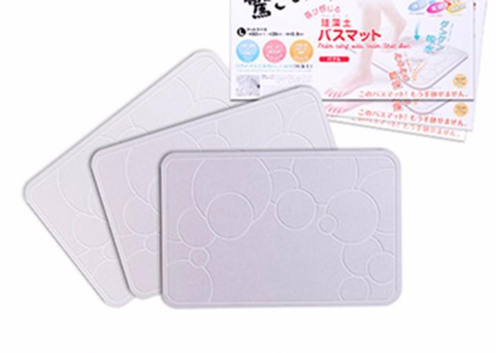 Thảm cứng siêu thấm Nhật Bản 60x39x0.9 cm 5