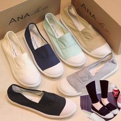 Giày Slip on Made in Korea thanh lý