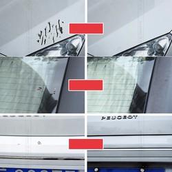 Dung dịch tẩy rửa vết bám bẩn trên sơn xe