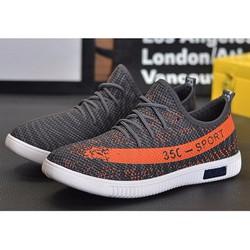 Giầy Sneaker Nam dáng sport thể thao trang nhã running man