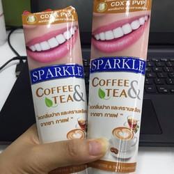 Kem đánh trắng răng SPARKLE Thái Lan