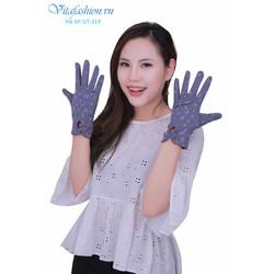 Găng tay New Skill chống nắng chống tia UV cổ cao