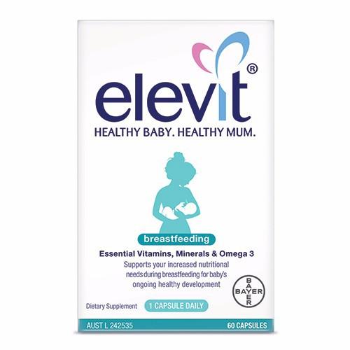 Viên uống Elevit Úc Sau Sinh, Cho Con Bú Breastfeeding 60v - 4313042 , 5854717 , 15_5854717 , 520000 , Vien-uong-Elevit-Uc-Sau-Sinh-Cho-Con-Bu-Breastfeeding-60v-15_5854717 , sendo.vn , Viên uống Elevit Úc Sau Sinh, Cho Con Bú Breastfeeding 60v