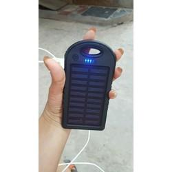 Pin sạc dự phòng năng lượng mặt trời