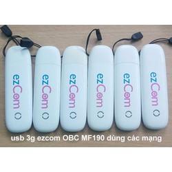 USB 3G Dùng Đa Mạng EZCOM - MF190