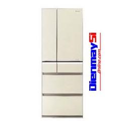 Tủ lạnh PANASONIC 410 lít NR-F510GT-N2  - side by side
