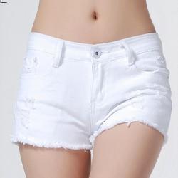 quần short jean nữ mang lại sự năng động và trẻ trung - 138