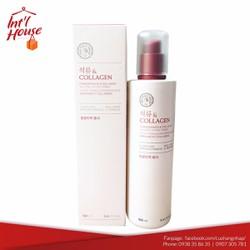 Nước hoa hồng TFS Pomegranate And Collagen Volume Lifting Toner 160ml