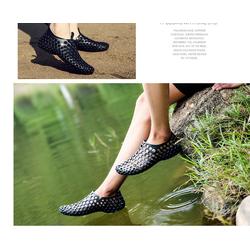 Giày mùa hè GL-001-Nam-Nữ-màu Đen