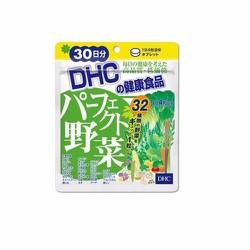 Viên uống DHC bổ sung dưỡng chất 32 loại rau, củ premium 30 ngày