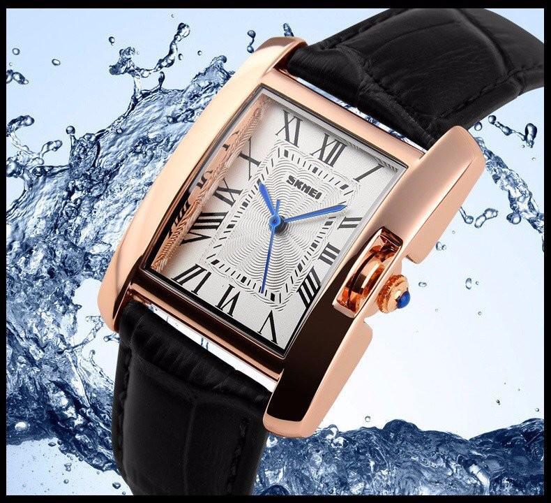 Đồng hồ nữ dây da SKMEI 2