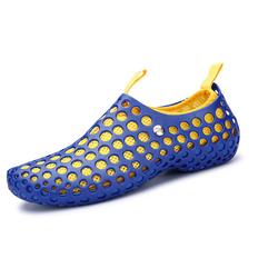 Giày mùa hè cho nam GL007 Xanh vàng