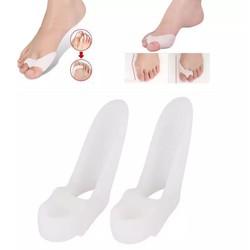 4 miếng silicon giảm biến dạng ngón chân- chăm sóc ngón chân