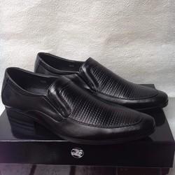 Giày tây nam da bò xịn thiết kế mới cam kết chất lượng cao
