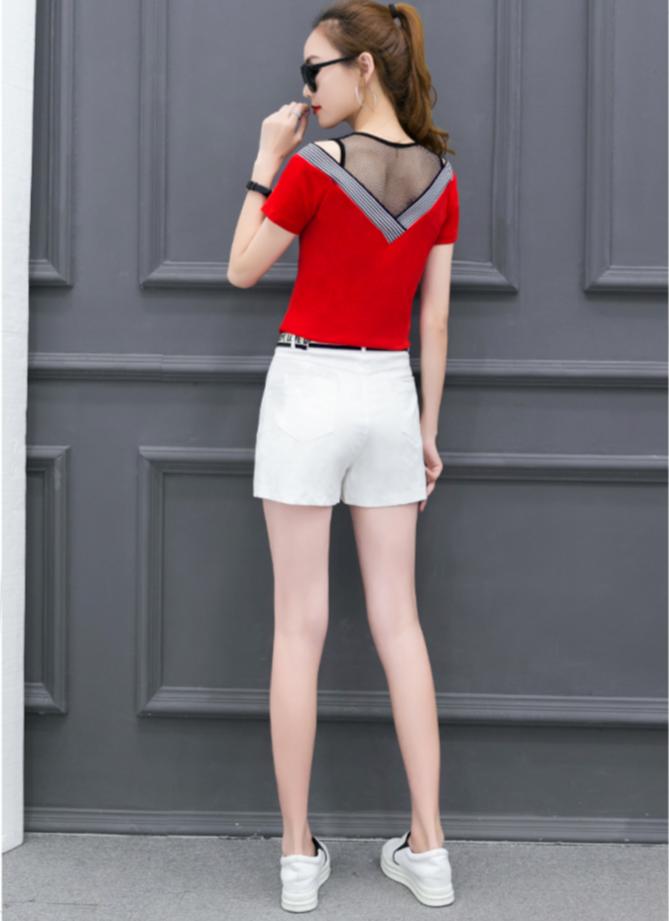 Set trang phục Áo và quần giả váy siêu xinh S09 - Hàng nhập 5