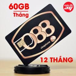 SIM 3G 4G Vinaphone Tặng 60GB Mỗi Tháng Với 2GB trên Ngày
