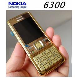 Điện thoại Nokia 6300 Gold Full Box