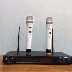 micro karaoke không dây shure u950