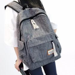 Balo Quảng Châu Medium Size style sinh viên Hàn Quốc. Hàng Order
