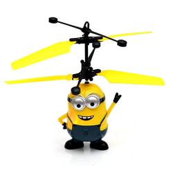 Đồ chơi minions bay cảm ứng tay 388