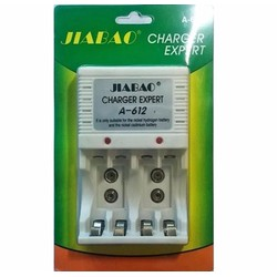 Sạc pin cho pin AA-AAA-Pin 9V,Jia Bao