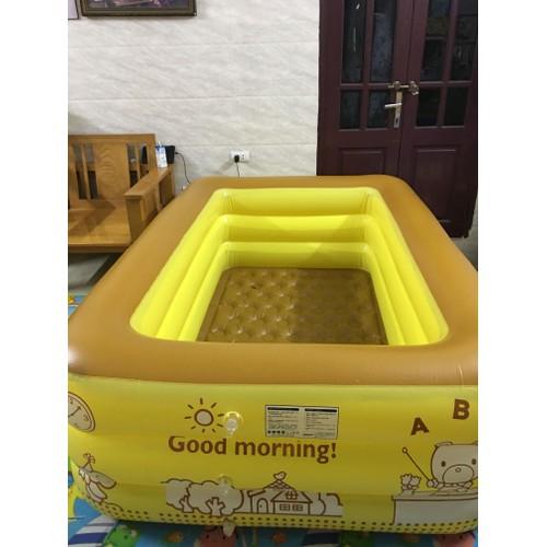 Combo bể bơi 2m10- bơm điện-phao bơi đỡ cổ cho bé yêu - 4263680 , 5580412 , 15_5580412 , 598000 , Combo-be-boi-2m10-bom-dien-phao-boi-do-co-cho-be-yeu-15_5580412 , sendo.vn , Combo bể bơi 2m10- bơm điện-phao bơi đỡ cổ cho bé yêu