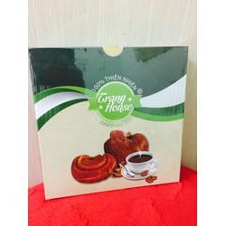 Ca phê nấm linh chi giảm cân Trang House