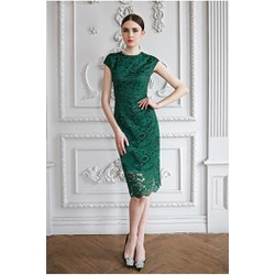 Đầm body ren lady