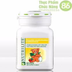 Thực Phẩm Bổ Sung Vitamin Và Khoáng chất Tổng Hợp Amway