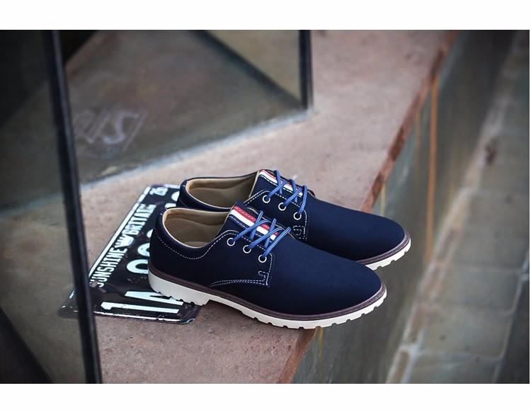 Giày lười nam chuẩn - GN211 6